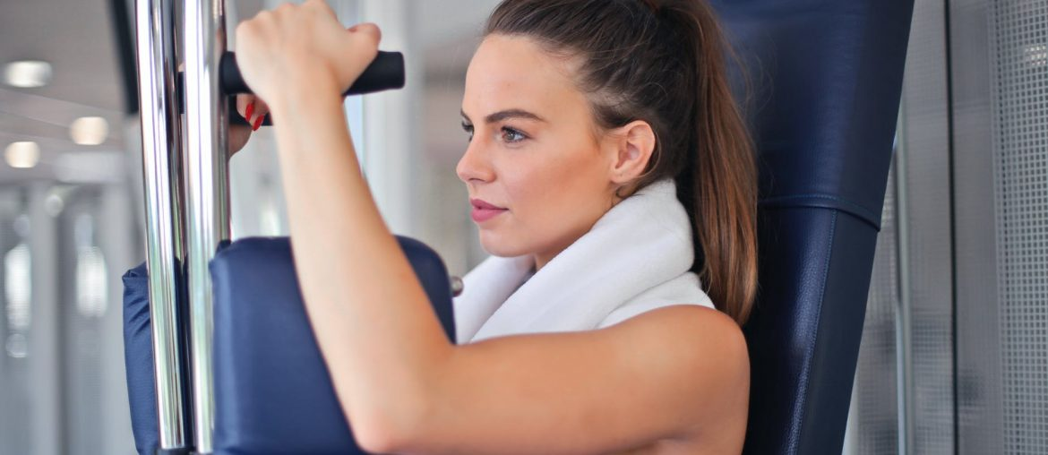SEVEN USEFUL GYM MACHINES FOR WOMEN