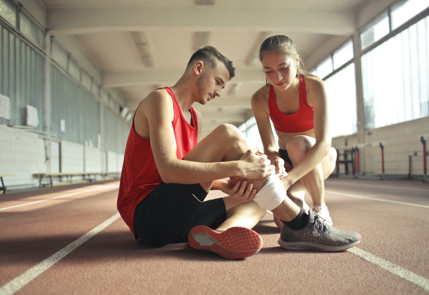 QUICK PAIN RELIEVERS FOR ATHLETES